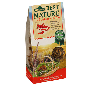 Dehner Best Nature Insekten-Mix, 60 g