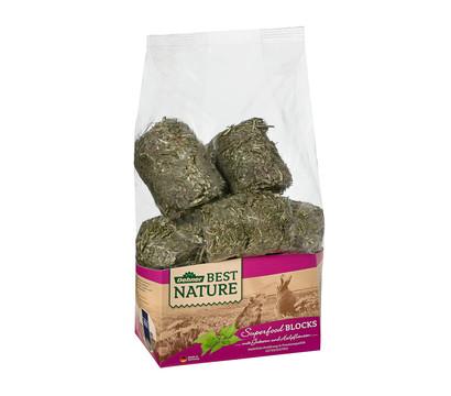 Dehner Best Nature Kleintierfutter Superfood Block