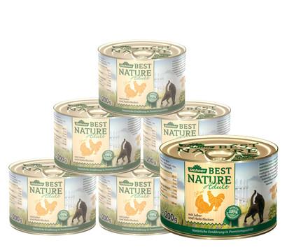 Dehner Best Nature Nassfutter Adult, 200 g/400 g