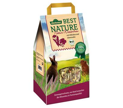 Dehner Best Nature Natur-Wiesenheu, mit Hibiskus, 1 kg