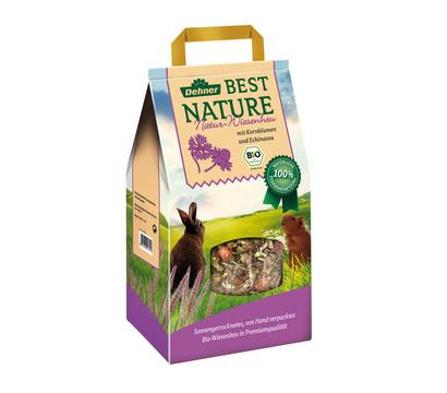 Dehner Best Nature Natur-Wiesenheu, mit Kornblumen, 1 kg