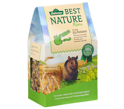 Dehner Best Nature Rattenfutter