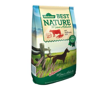 Dehner Best Nature Trockenfutter Maxi Adult