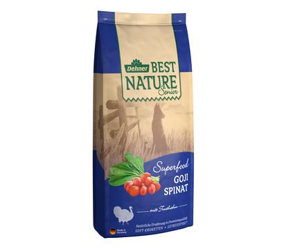 Dehner Best Nature Trockenfutter Senior Superfood Goji Spinat