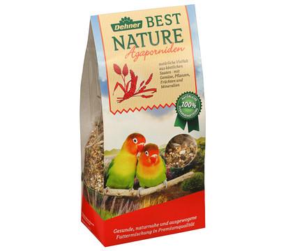 Dehner Best Nature Vogelfutter für Agaporniden