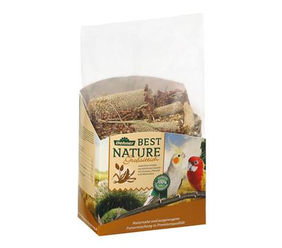 Dehner Best Nature Vogelfutter für Großsittiche, 2,5 kg