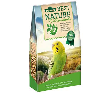 Dehner Best Nature Vogelfutter für Wellensittiche