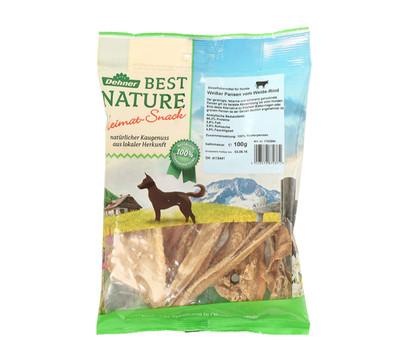 Dehner Best Nature Weißer Pansen vom Weide-Rind, 100 g