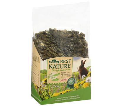 Dehner Best Nature Zwergkaninchenfutter Pellets, 3 kg