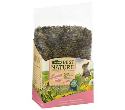 Dehner Best Nature Zwergkaninchenfutter Pellets Junior, 3 kg
