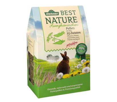 Dehner Best Nature Zwergkaninchenfutterpellets