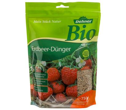 Dehner Bio Erdbeer-Dünger, 750 g