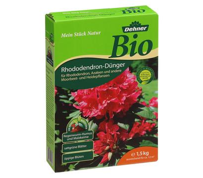 Dehner Bio Rhododendron-Dünger, 1,5 kg