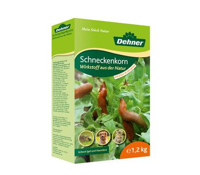 Dehner Bio Schneckenkorn, 1,2 kg