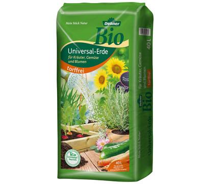 Dehner Bio Universal-Blumenerde, 40 l