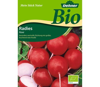 Dehner Bio-Samen Radies 'Raxe'