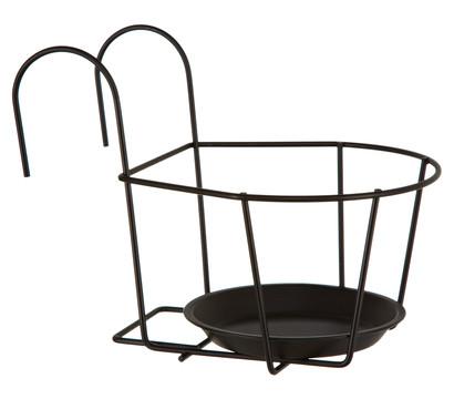 dehner blumentopfhalter f r den balkon dehner garten center. Black Bedroom Furniture Sets. Home Design Ideas