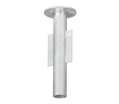 Dehner Bodenhülse für Ampelschirme, Ø 14,5 x 40 cm