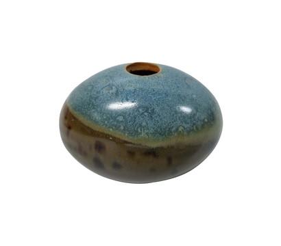 Dehner DECORA Keramik-Kugel OVA C10P7, H7,5 cm