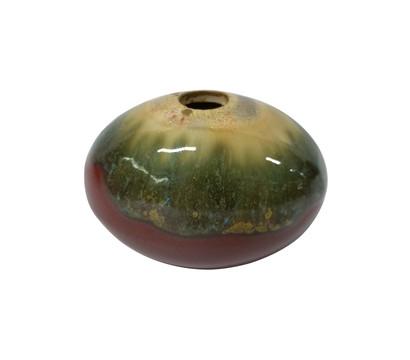 Dehner DECORA Keramik-Kugel OVA C8P7, H7,5 cm