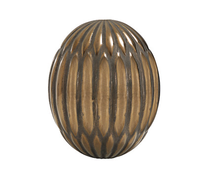 Dehner DECORA Keramik-Kugel Ovala C12P, H10 cm