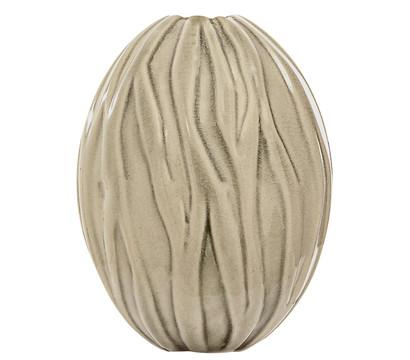 Dehner DECORA Keramik-Kugel OVALA C6P1, H 10 cm