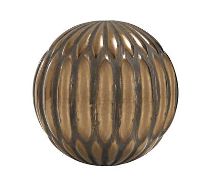 Dehner DECORA Keramik-Kugel RONDA C12P5, Ø 15 cm