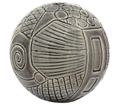 Dehner DECORA Keramik-Kugel RONDA C1P8, Ø 10 cm