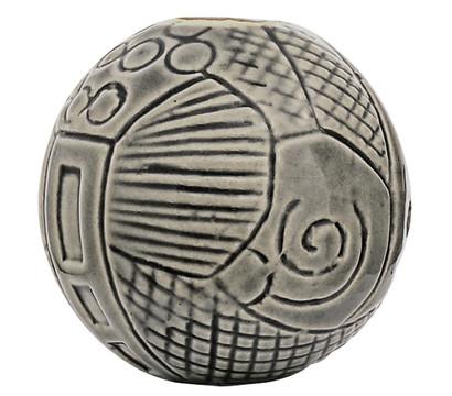 Dehner DECORA Keramik-Kugel RONDA C1P8, Ø 6 cm