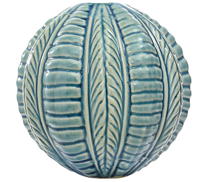 Dehner DECORA Keramik-Kugel RONDA C2P3, Ø 10 cm
