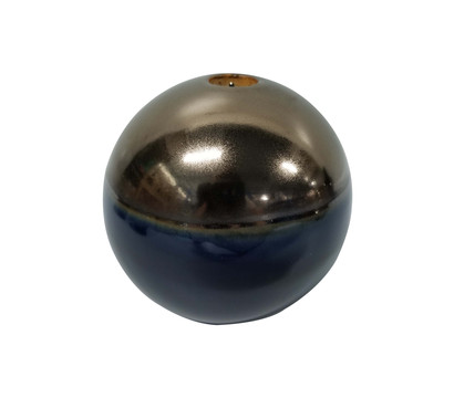 Dehner DECORA Keramik-Kugel RONDA C7P7, Ø 10 cm