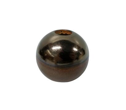 Dehner DECORA Keramik-Kugel RONDA C9P7, Ø 6 cm