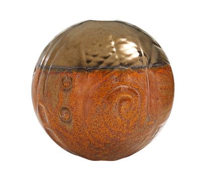 Dehner DECORA Keramik-Kugel RONDA C9P8, Ø 10 cm
