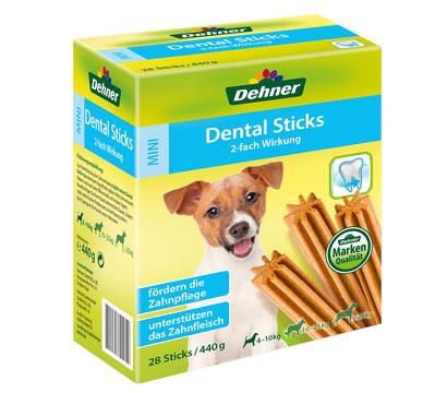 Dehner Dental Sticks, Hundesnacks, 28 Stück