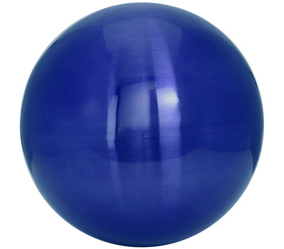 Dehner Edelstahlkugel, stahlblau, Ø 10 cm