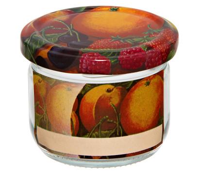 Dehner Einkochglas, 120 ml, 12 Stk.
