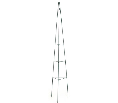 Dehner faltbare Stahl-Rankpyramide