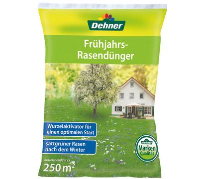 Dehner Frühjahrs-Rasendünger, 5 kg