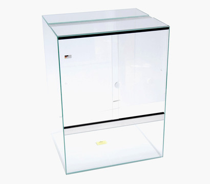 Dehner Ganzglasterrarium, 60x50x80 cm