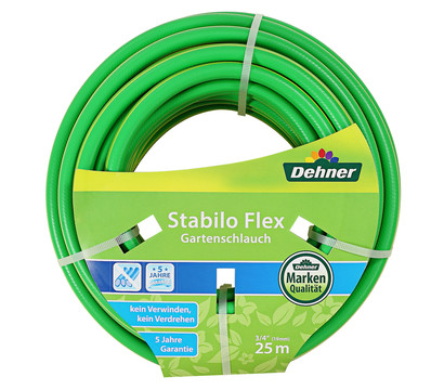 Dehner Gartenschlauch Stabilo Flex 3/4''