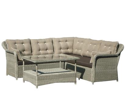 dehner geflechtlounge wellington 4 teilig dehner garten center. Black Bedroom Furniture Sets. Home Design Ideas
