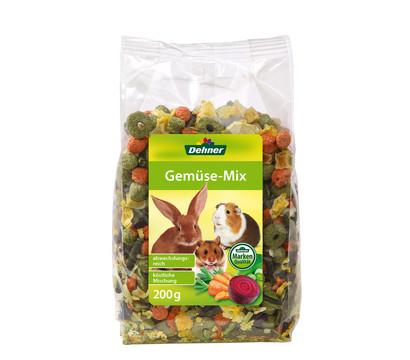 Dehner Gemüse Mix, Nagersnack, 200g
