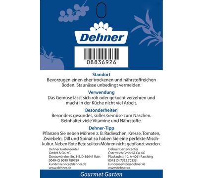 dehner gourmet garten bunte m hre 20er schale dehner. Black Bedroom Furniture Sets. Home Design Ideas