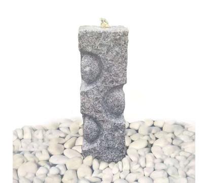 Dehner Granit-Gartenbrunnen Florida, ca. B16/H40/T16 cm
