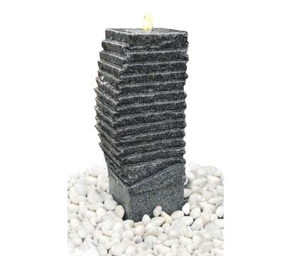 Dehner Granit-Gartenbrunnen Slap, ca. B32/H50/T28 cm