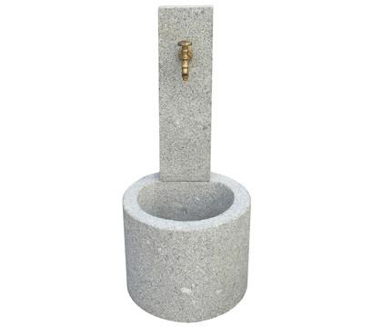 Dehner Granit-Gartenbrunnen Wels, ca. Ø50/H110 cm