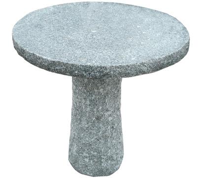 Dehner Granit-Tisch, rund, Ø 75 cm