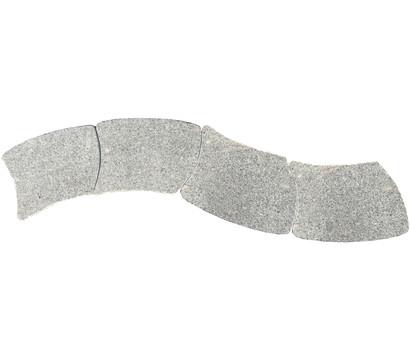 Dehner Granit-Umrandungsstein, 30 x 20 x 2,5 cm