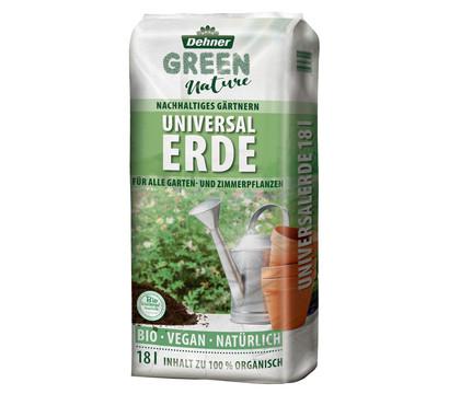 Dehner Green Nature Universal Erde, 18 l