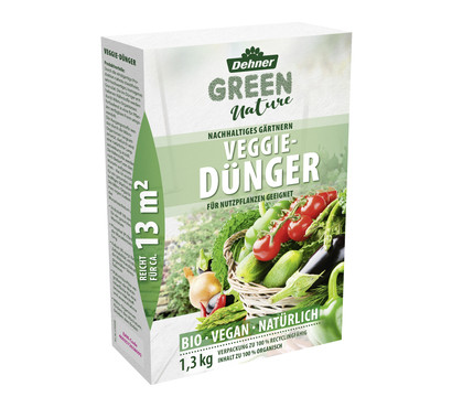 Dehner Green Nature Veggie-Dünger